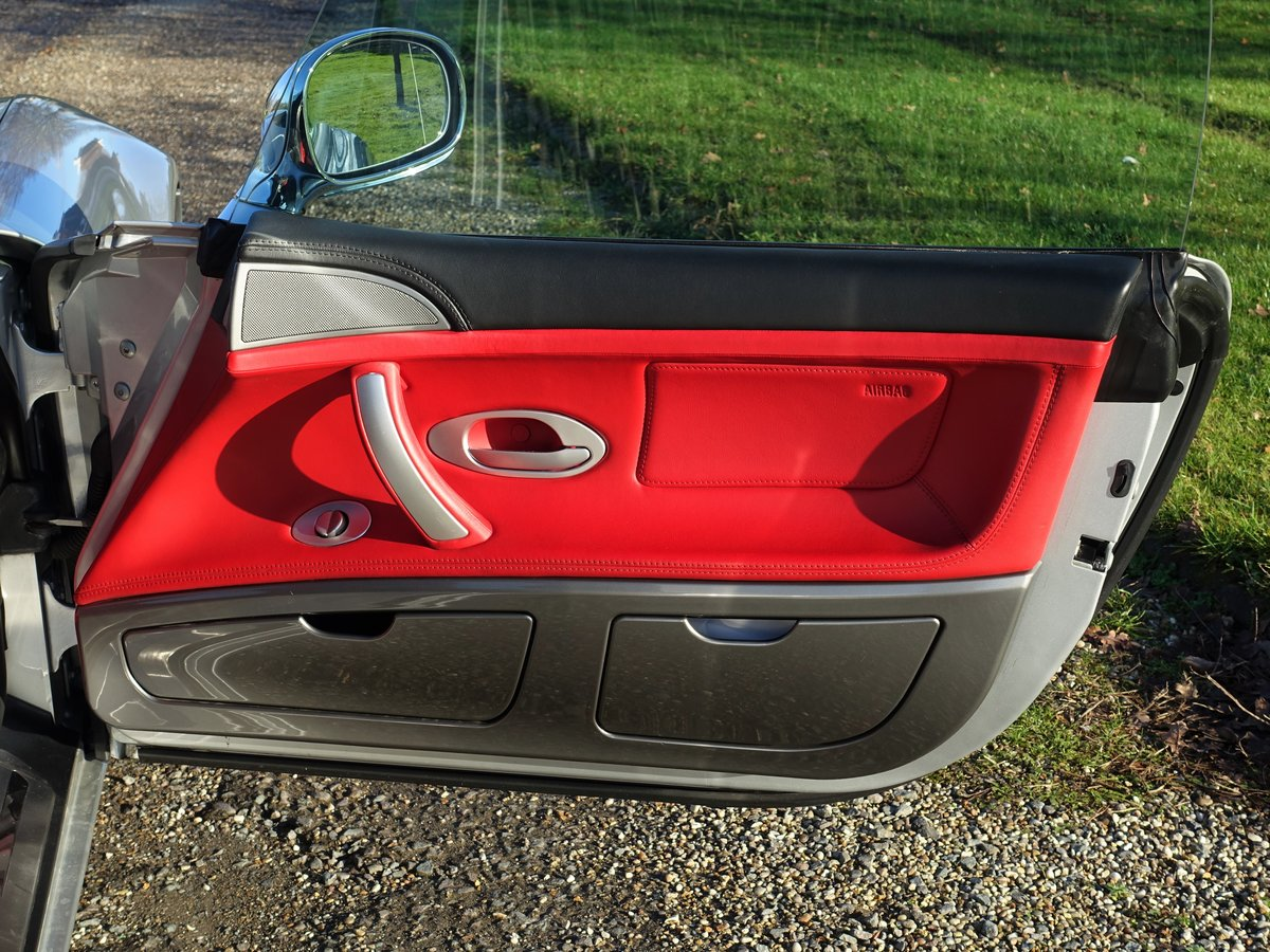 2000 BMW Z8 Convertible - Original UK Car For Sale (picture 12 of 12)