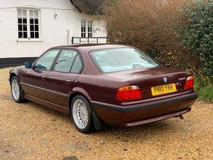 BMW e38 740