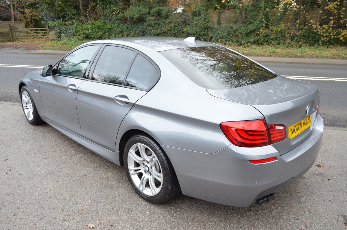 2012 BMW 520 D M SPORT AUTOMATIC LOW MILES For Sale (picture 3 of 12)