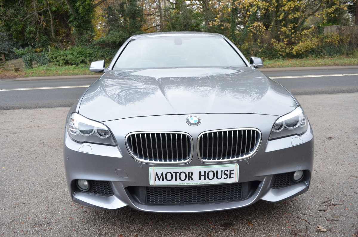 2012 BMW 520 D M SPORT AUTOMATIC LOW MILES For Sale (picture 5 of 12)