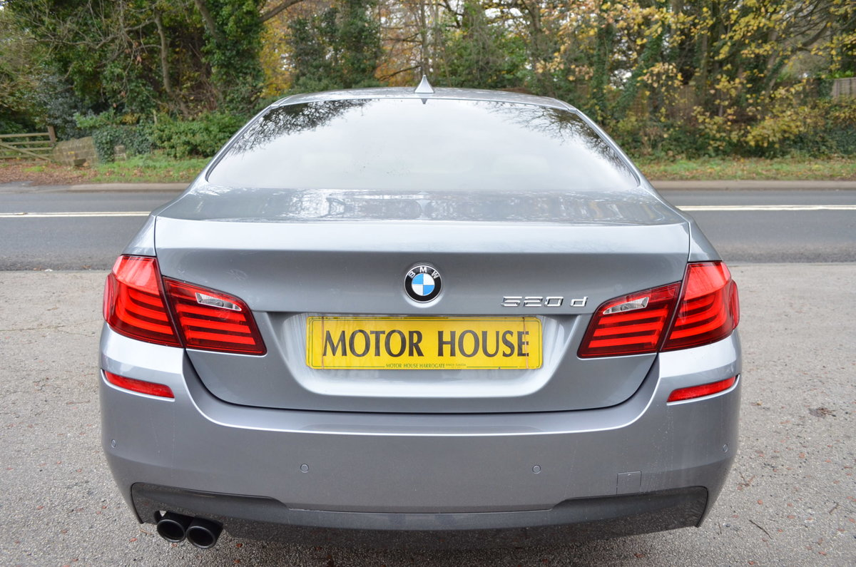 2012 BMW 520 D M SPORT AUTOMATIC LOW MILES For Sale (picture 6 of 12)