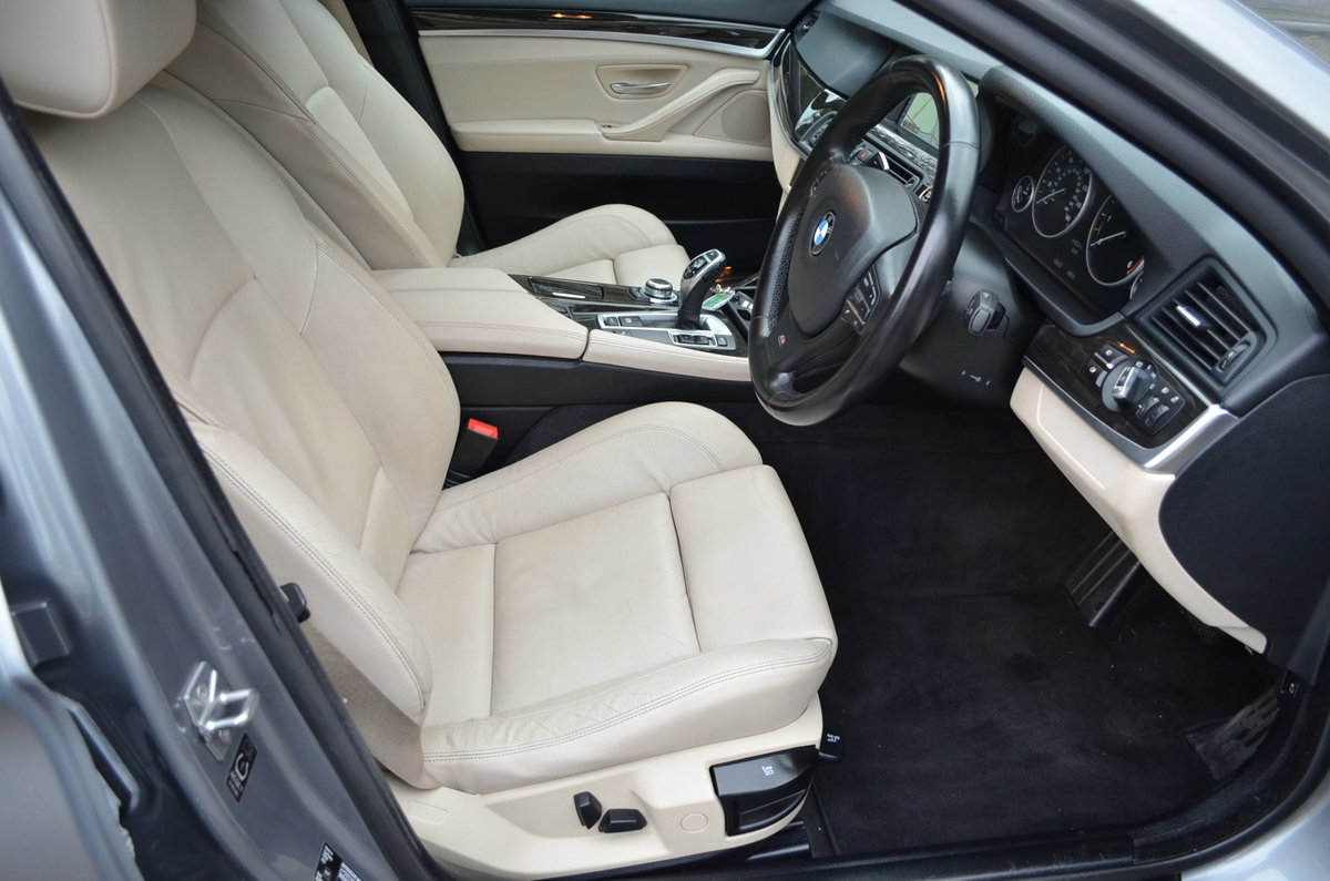 2012 BMW 520 D M SPORT AUTOMATIC LOW MILES For Sale (picture 7 of 12)