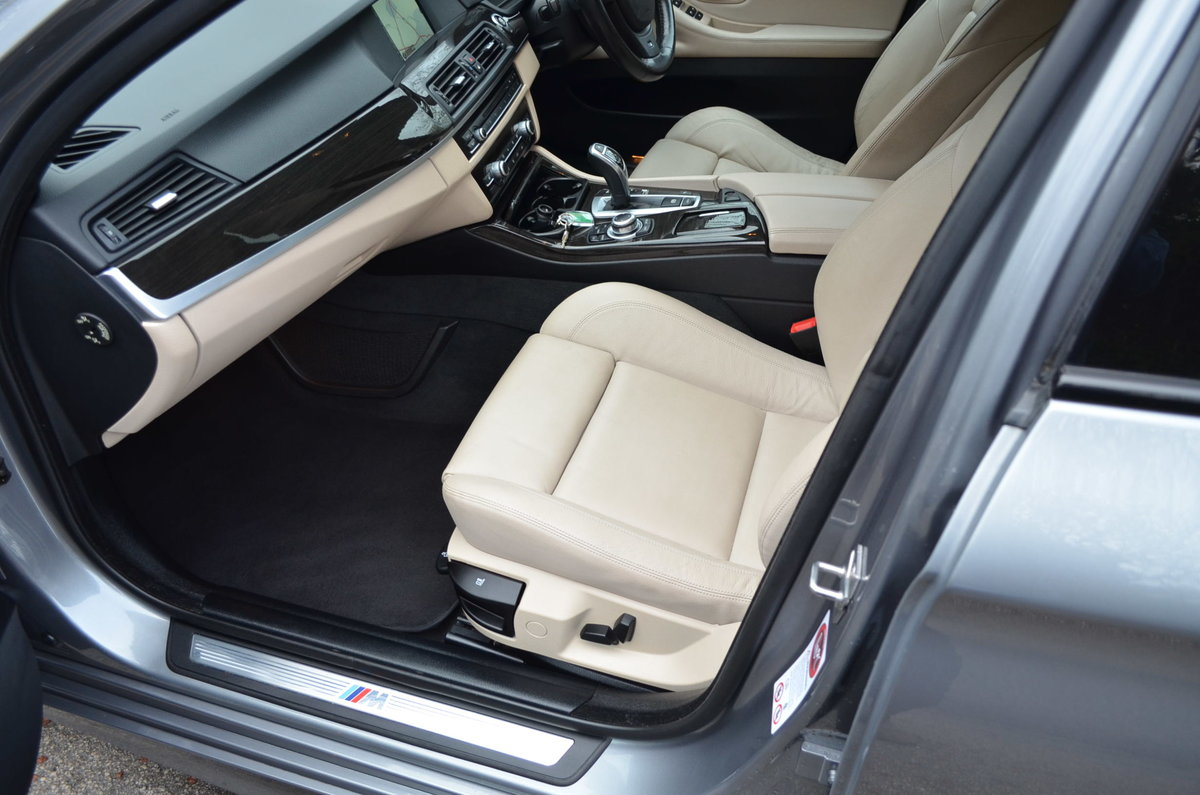 2012 BMW 520 D M SPORT AUTOMATIC LOW MILES For Sale (picture 8 of 12)