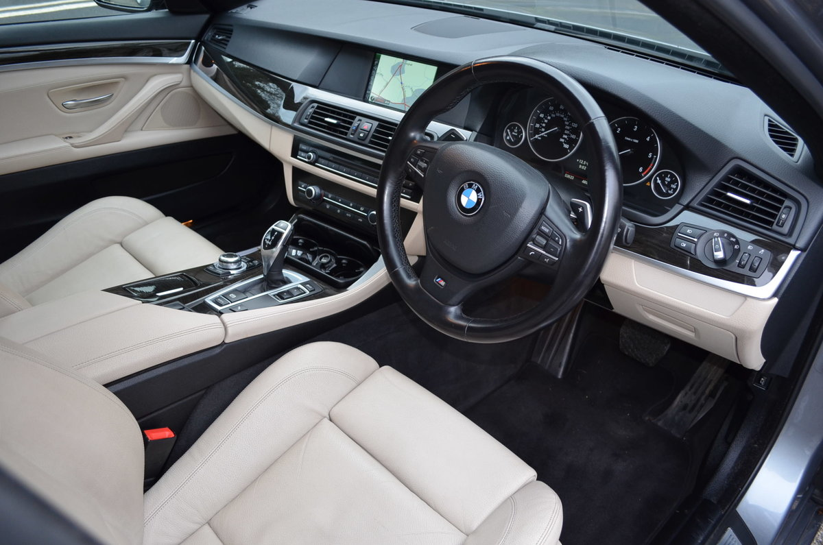 2012 BMW 520 D M SPORT AUTOMATIC LOW MILES For Sale (picture 12 of 12)