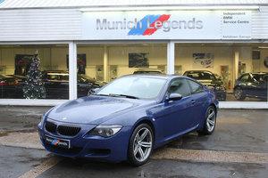 BMW E63 M6 - project
