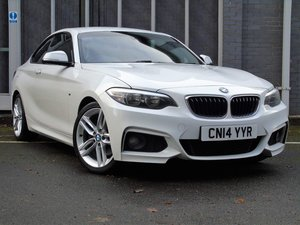 Picture of 2014 BMW 2 Series 2.0 220d M Sport (s/s) 2dr SOLD