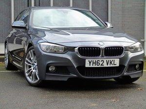 BMW 3 Series 2.0 320d M Sport (s/s) 4dr