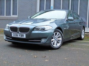BMW 5 Series 3.0 535d SE 4dr