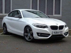 Picture of 2014 BMW 2 Series 2.0 218d Sport (s/s) 2dr SOLD