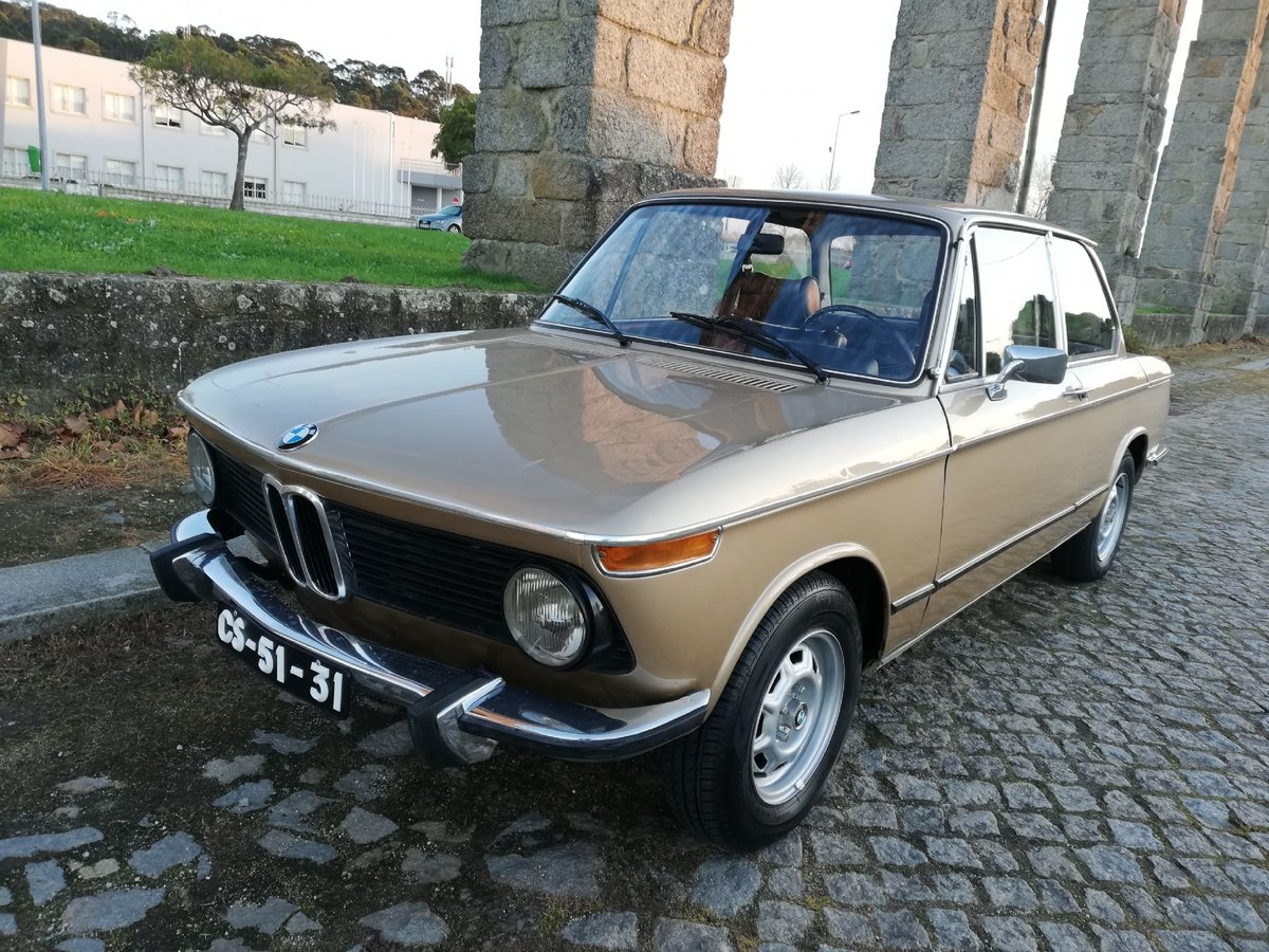 1974 BMW 1602 For Sale (picture 1 of 12)
