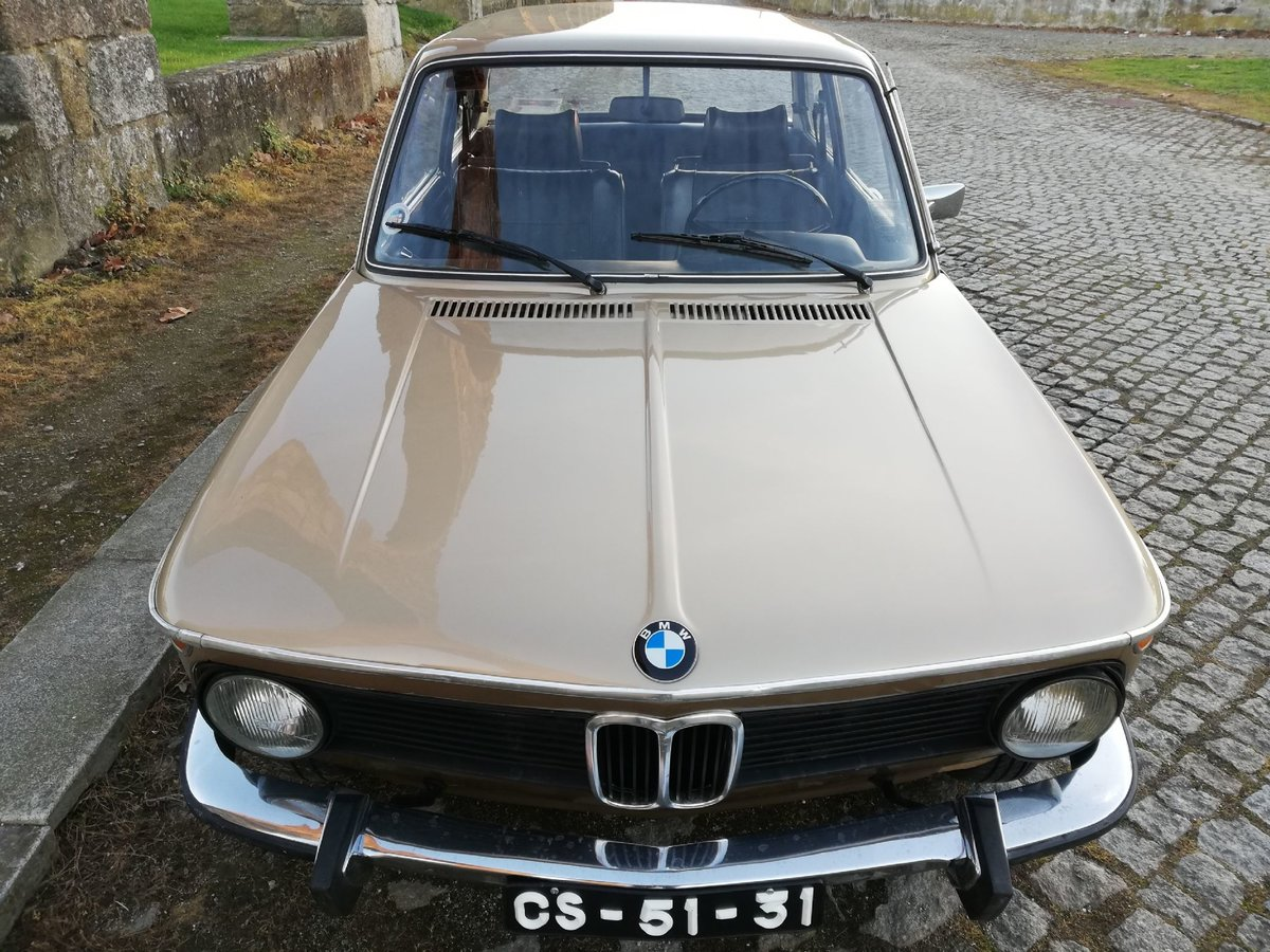 1974 BMW 1602 For Sale (picture 2 of 12)