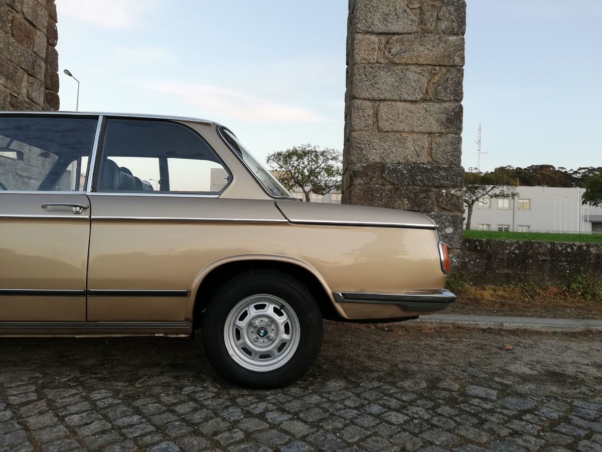 1974 BMW 1602 For Sale (picture 4 of 12)