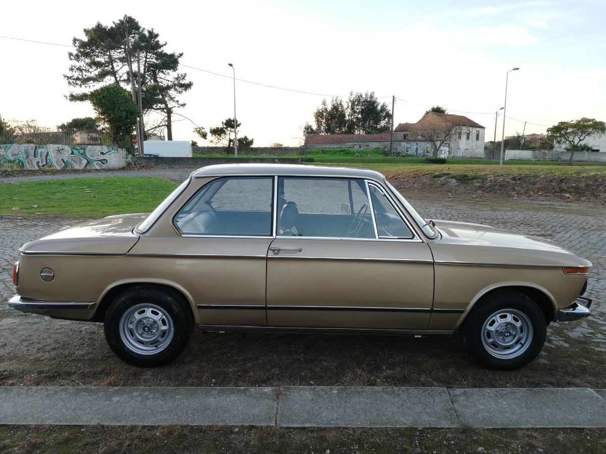 1974 BMW 1602 For Sale (picture 5 of 12)