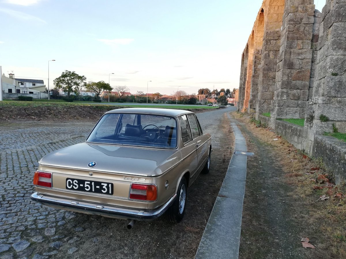 1974 BMW 1602 For Sale (picture 6 of 12)