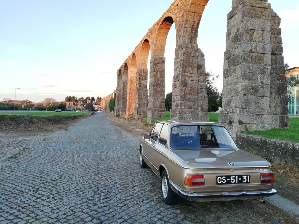 1974 BMW 1602 For Sale (picture 7 of 12)