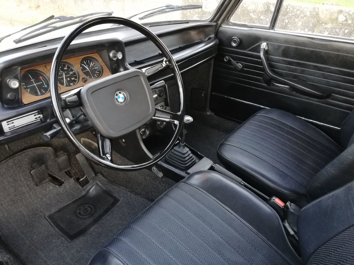 1974 BMW 1602 For Sale (picture 8 of 12)