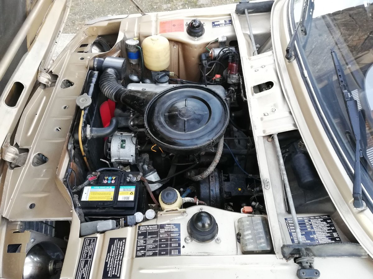 1974 BMW 1602 For Sale (picture 12 of 12)