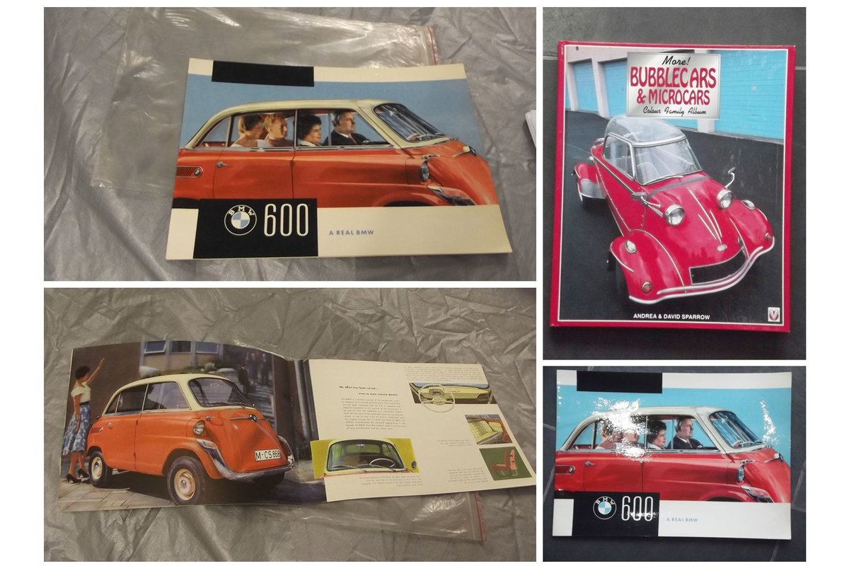 0000 BMW ISETTA ITEMS FOR SALE For Sale (picture 2 of 12)