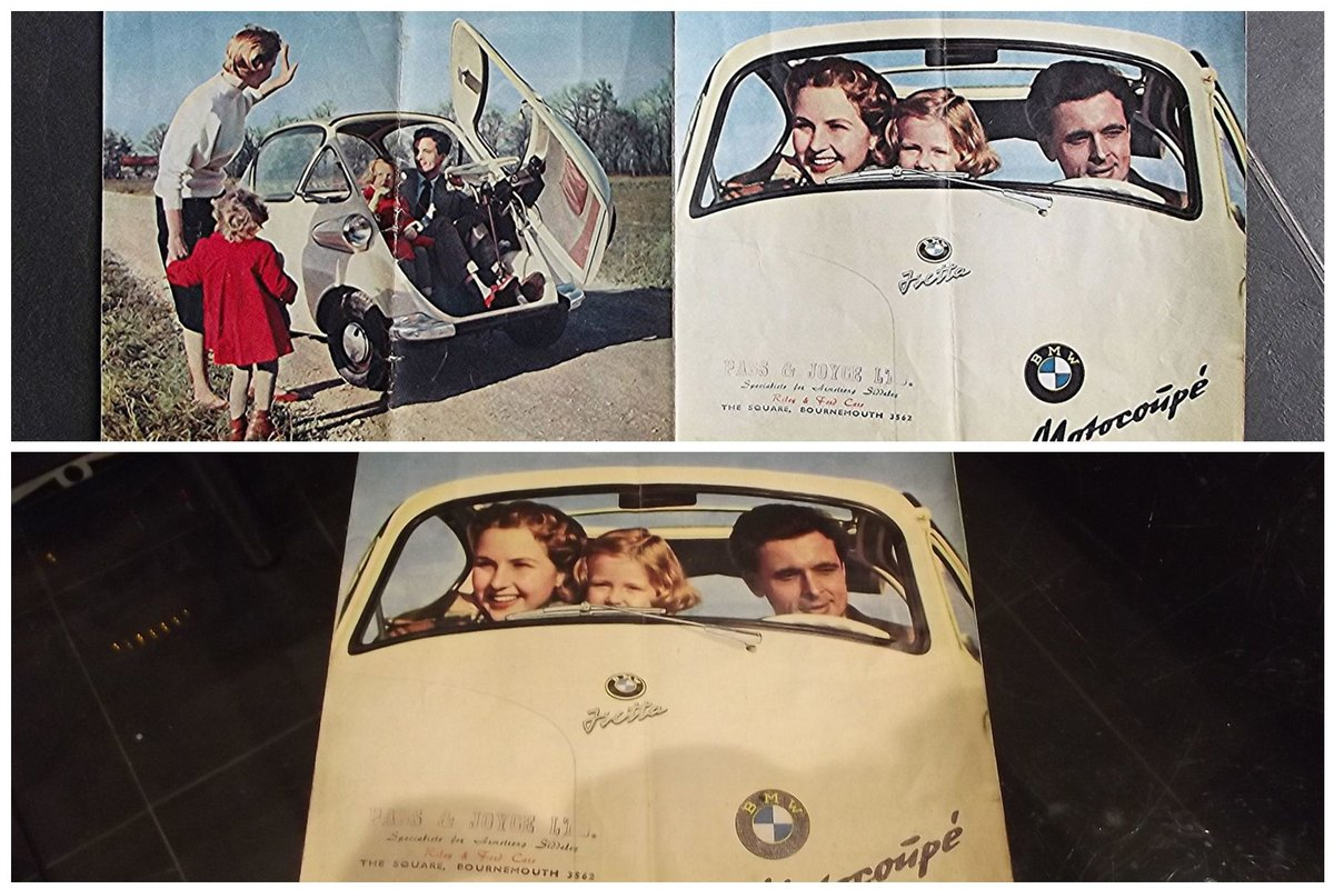 0000 BMW ISETTA ITEMS FOR SALE For Sale (picture 3 of 12)