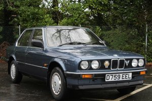 Picture of BMW 318i 1986 - To be auctioned 26-03-21 For Sale by Auction