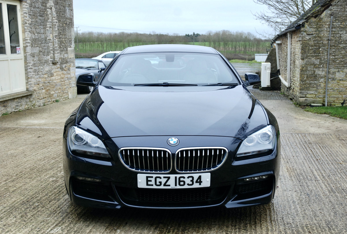 2014 BMW 640D GRAND COUPE For Sale (picture 2 of 12)