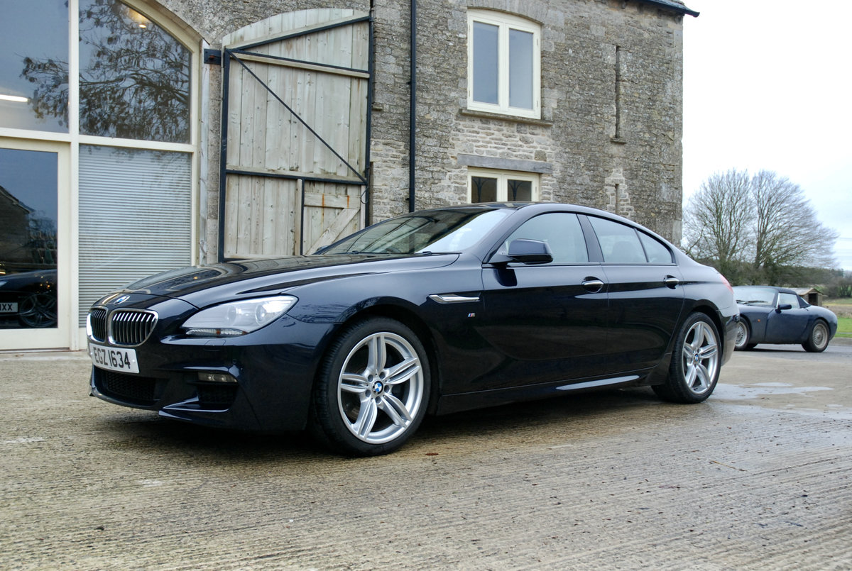 2014 BMW 640D GRAND COUPE For Sale (picture 3 of 12)