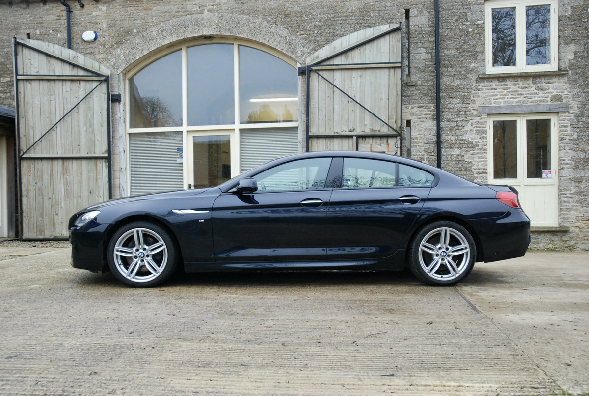 2014 BMW 640D GRAND COUPE For Sale (picture 4 of 12)