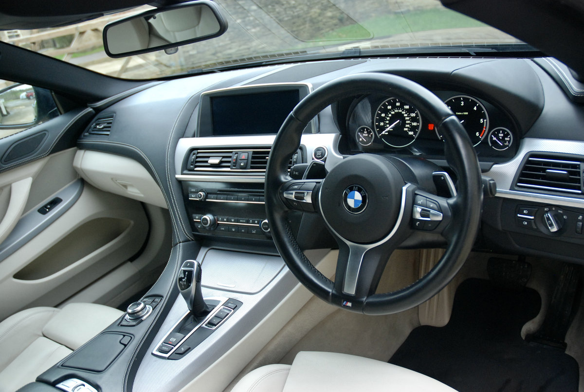 2014 BMW 640D GRAND COUPE For Sale (picture 8 of 12)