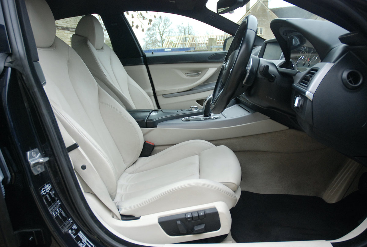 2014 BMW 640D GRAND COUPE For Sale (picture 9 of 12)