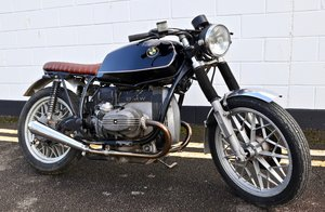 1982 BMW R65 LS Classic Cafe Racer