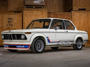 Picture of 1974 BMW 2002 Turbo  For Sale by Auction