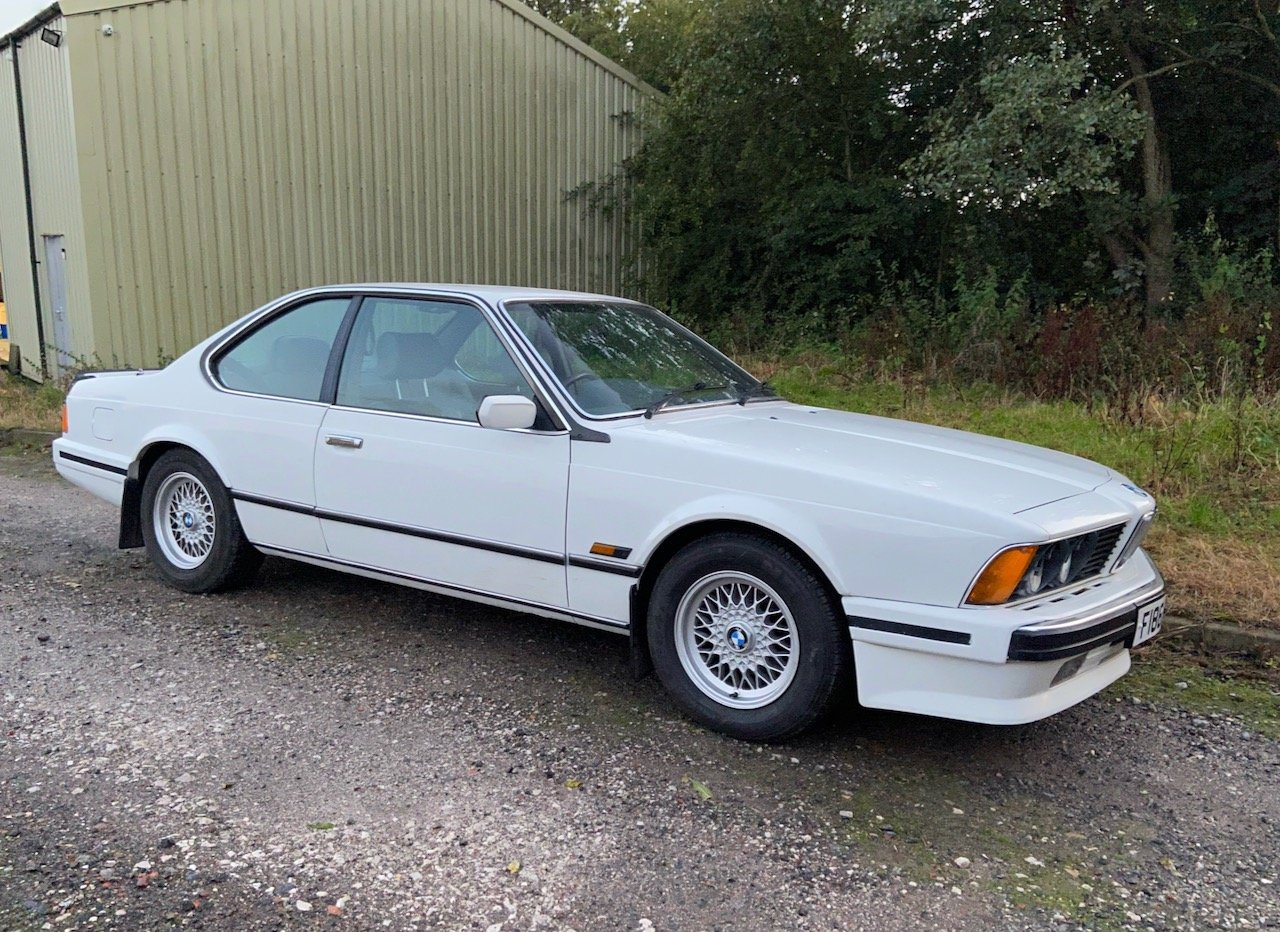 BMW 635 CSI HIGHLINE Auto Coupe - 3 owners