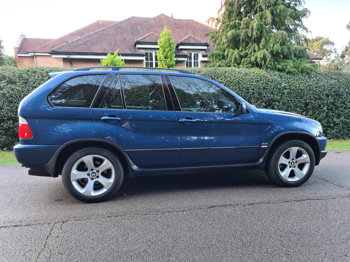 2003 The Finest Early X5 4.4i Sport Your Ever Find. Just 63 900 M SOLD (picture 3 of 12)