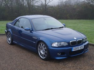 Picture of 2002 BMW E46 M3 Convertible at ACA 13th and 14th February For Sale by Auction
