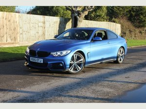 Picture of 2015 BMW 4 Series 2.0 428i M Sport Auto 2dr M PERFORMANCE, HARMON For Sale