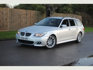 Picture of 2008 BMW 5 Series 3.0 530d M Sport Touring 5dr THE BEST 530D ESTA For Sale