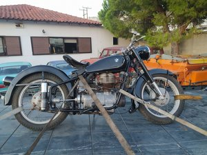 BMW R25/3 For restoration