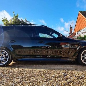 BMW 520d M-Sport Business Edition Touring LCi