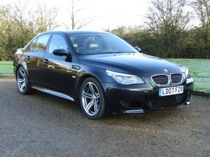 Picture of 2007 BMW E60 M5 SMG Saloon at ACA 13th and 14th February For Sale by Auction