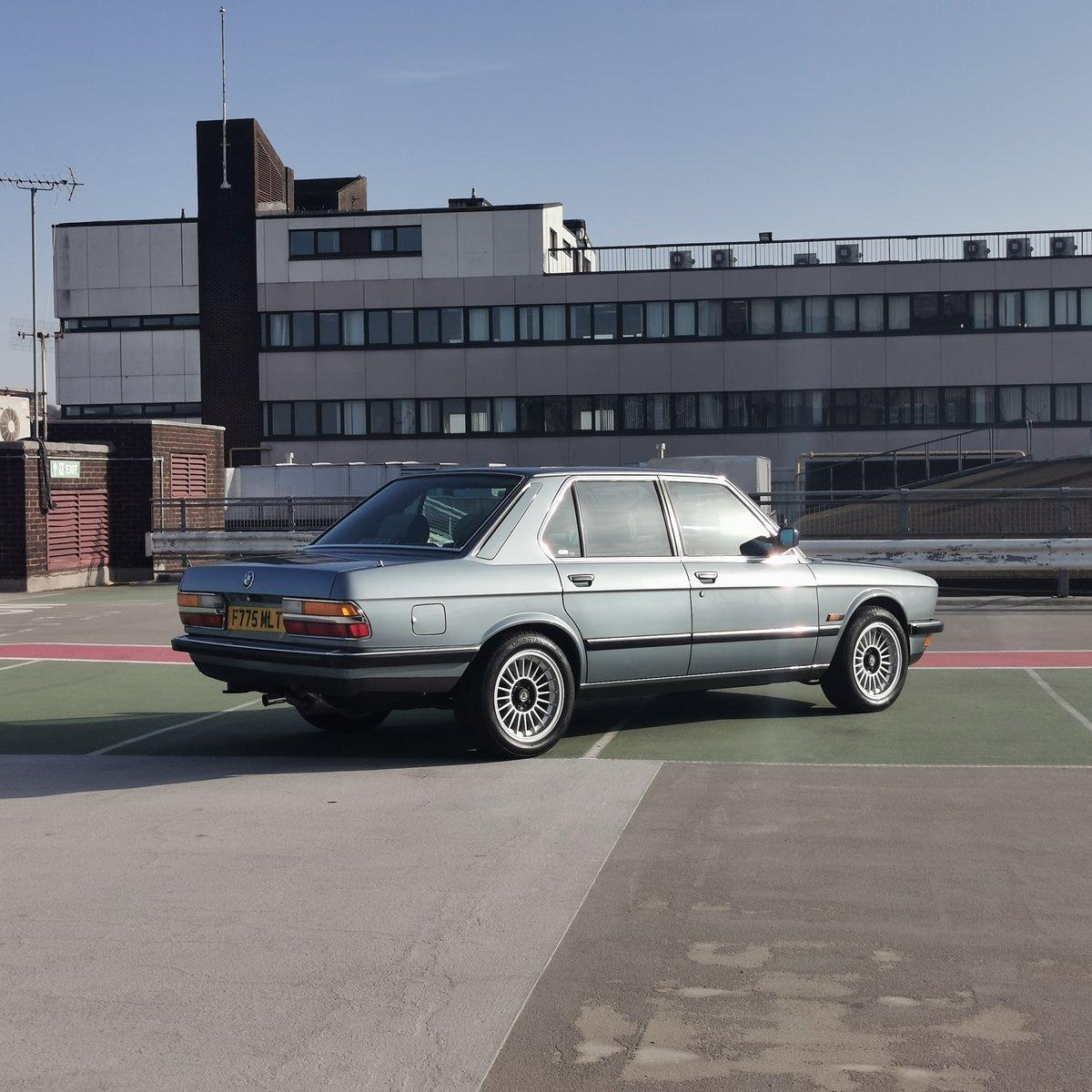 1988 Bmw e28. 525e auto SOLD (picture 2 of 11)