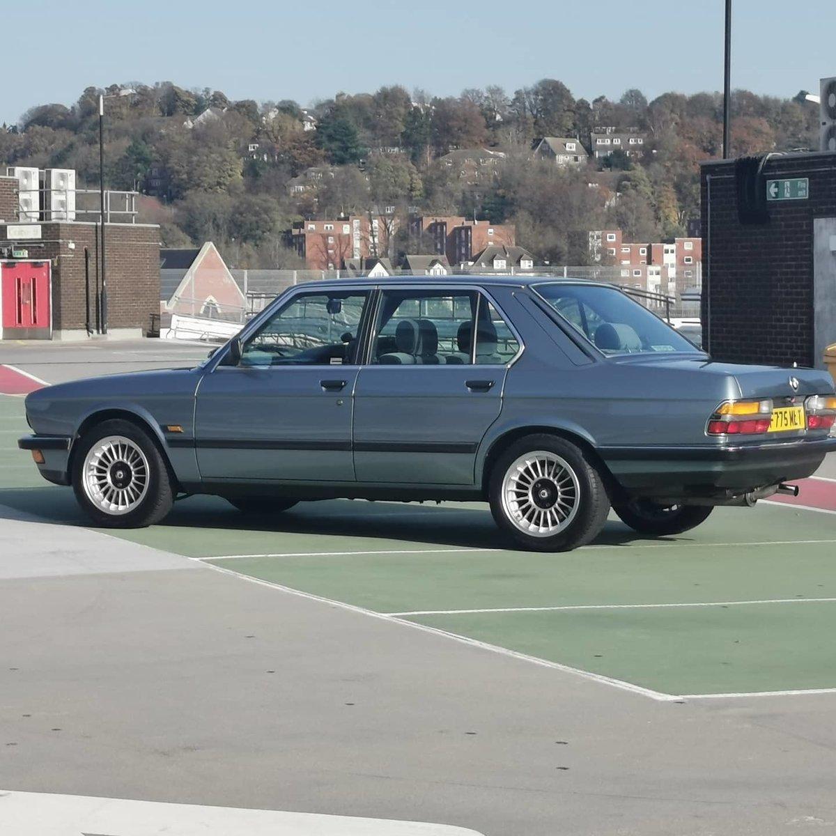 1988 Bmw e28. 525e auto SOLD (picture 3 of 11)