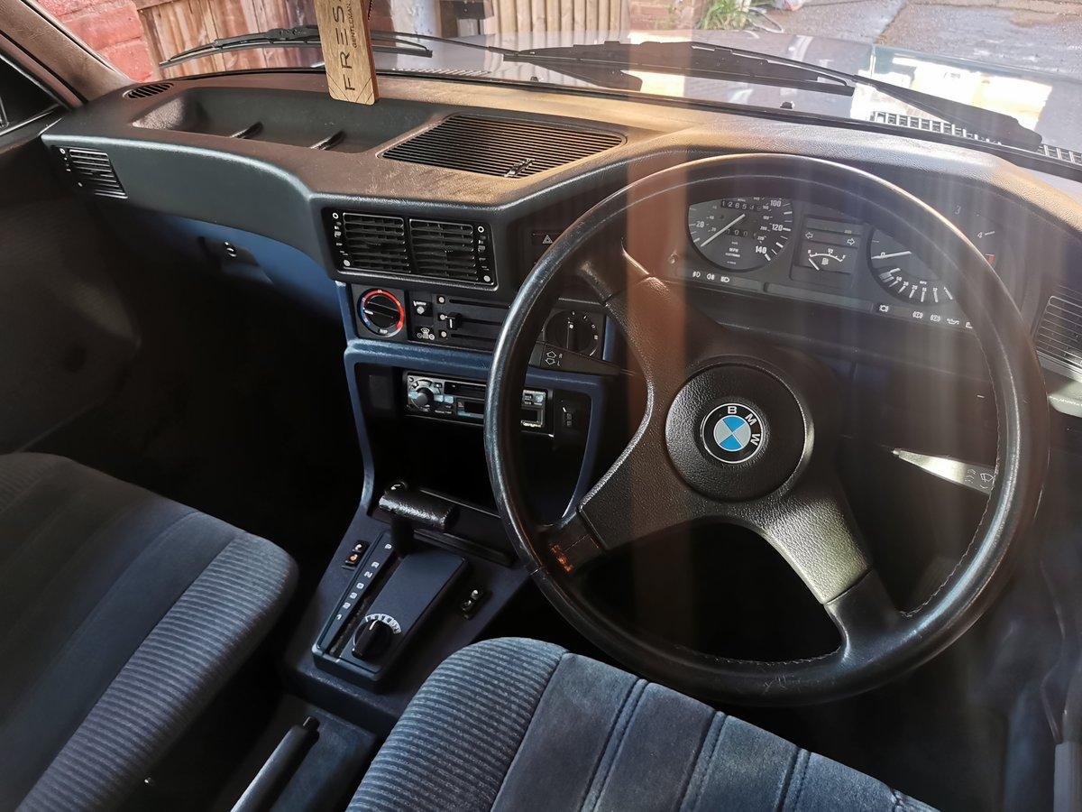 1988 Bmw e28. 525e auto SOLD (picture 4 of 11)