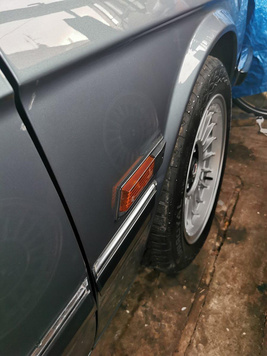 1988 Bmw e28. 525e auto SOLD (picture 9 of 11)