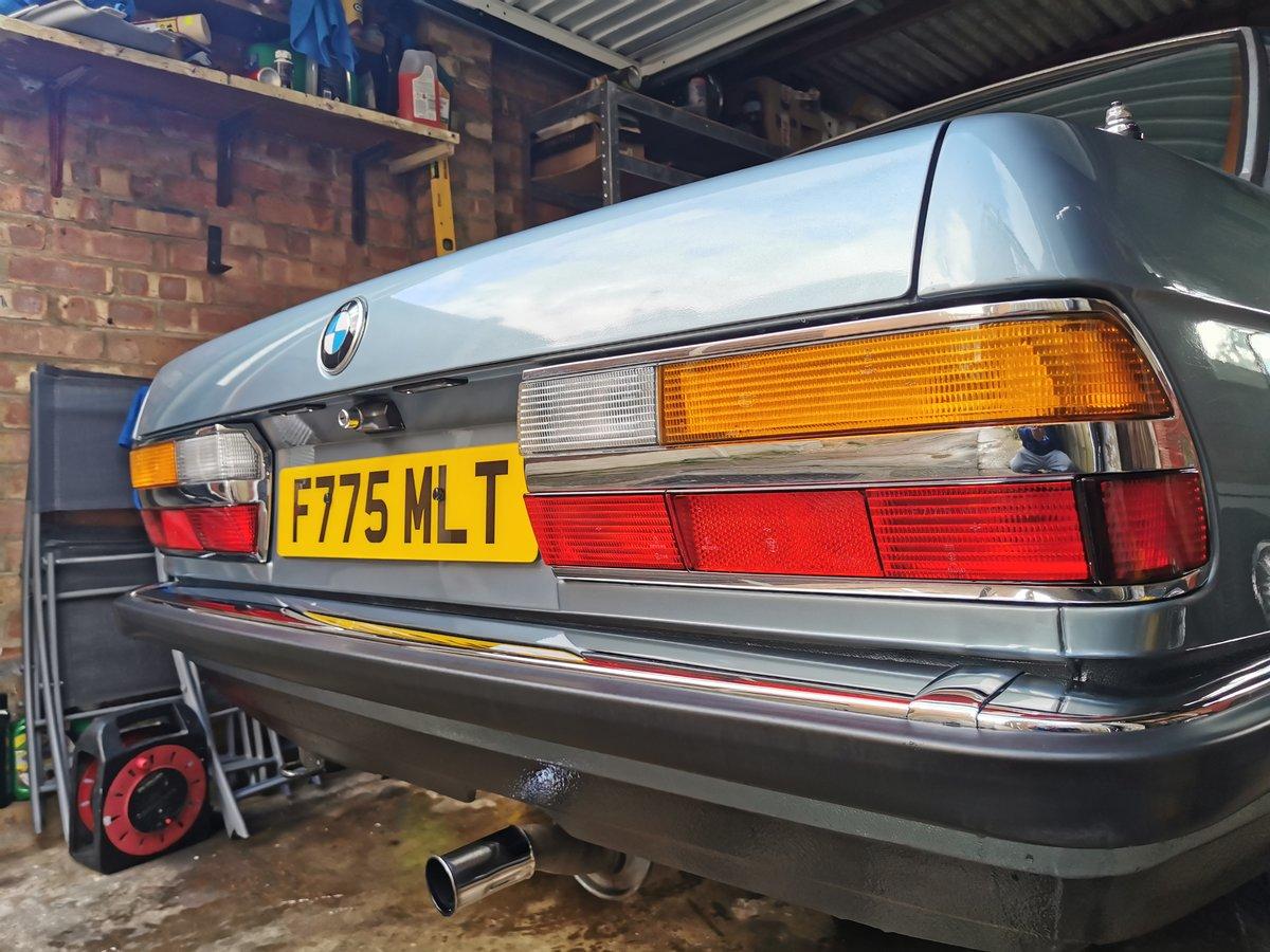 1988 Bmw e28. 525e auto SOLD (picture 10 of 11)