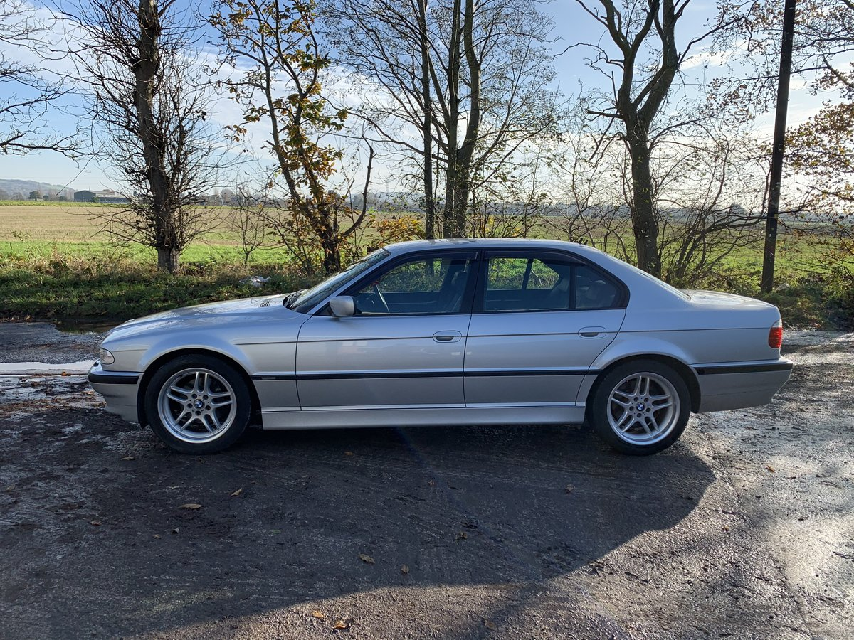 Picture of 2001 BMW 735i M Sport E38 For Sale