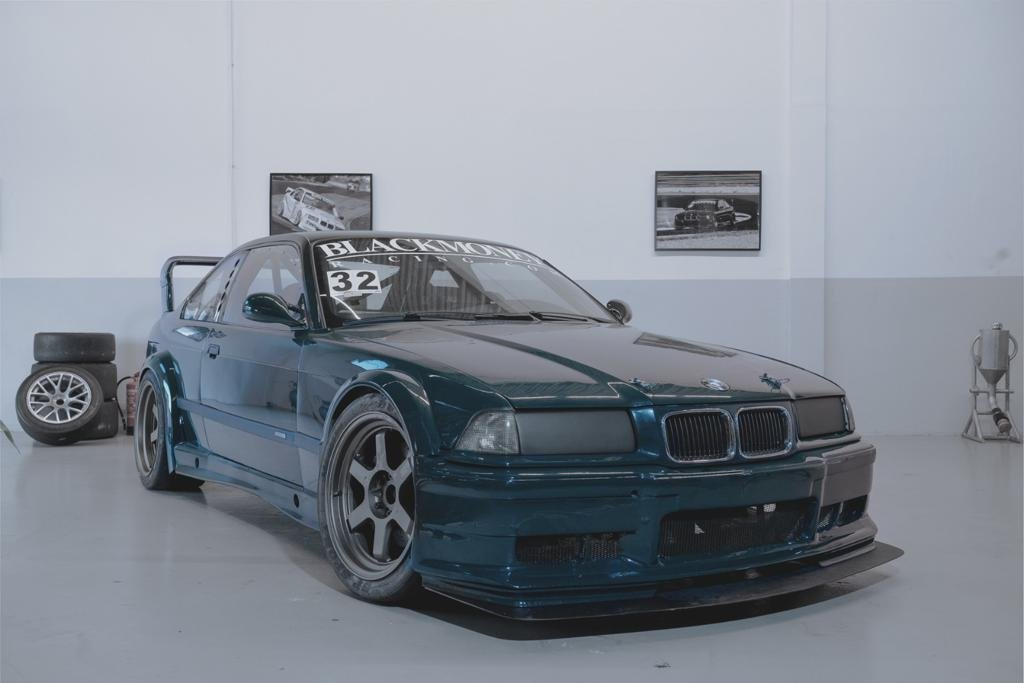 1997 BMW M3 GTR Original motorsport body. For Sale (picture 1 of 5)