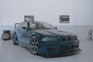 Picture of 1997 BMW M3 GTR Original motorsport body. For Sale
