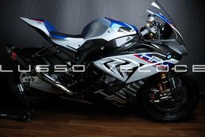 Zero miles HP4 Race BMW