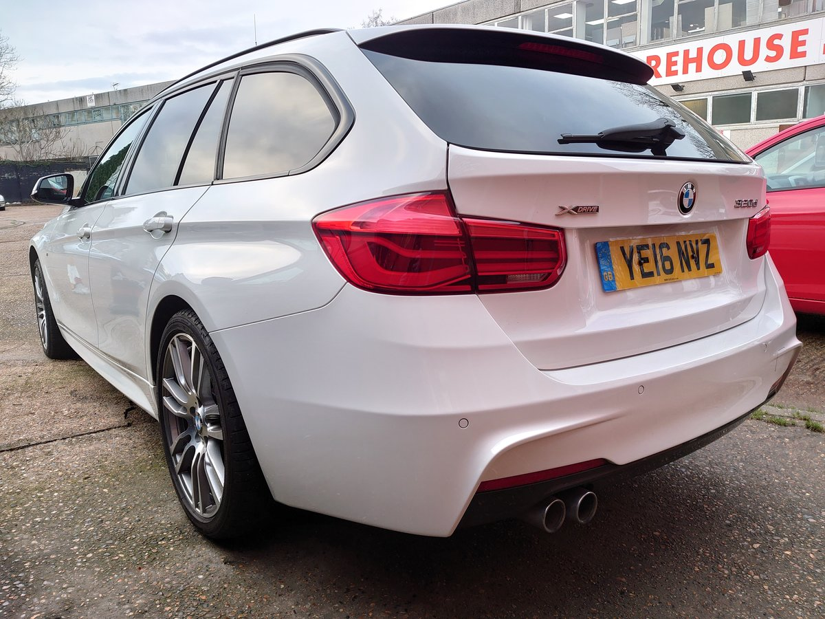 2016 BMW 320D X DRIVE M SPORT TOURER 40K For Sale (picture 1 of 8)