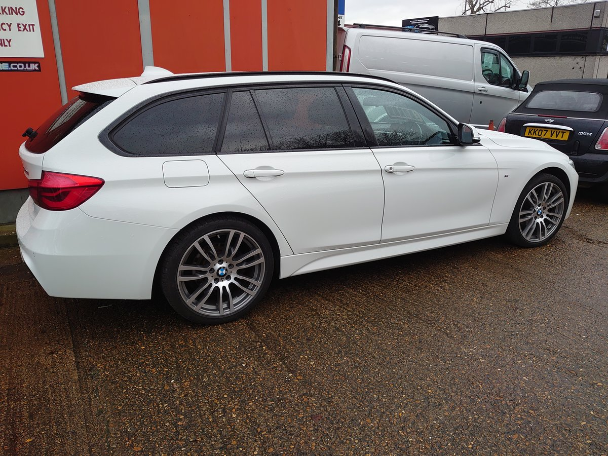 2016 BMW 320D X DRIVE M SPORT TOURER 40K For Sale (picture 3 of 8)